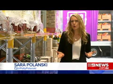 Foodbank   9 News Perth