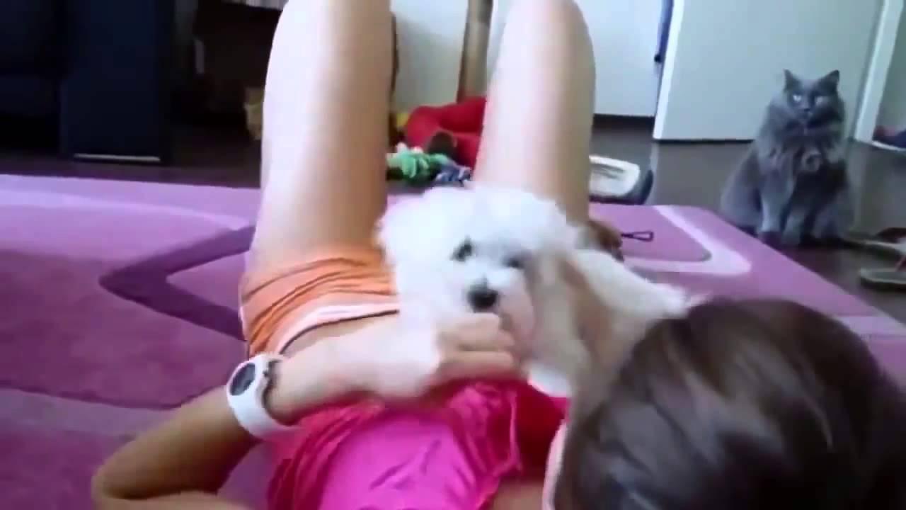 Sexy video pet girl