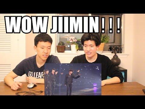 BTS 지민 (JIMIN) - Let Go (4K fancam) REACTION [SIMPLY AMAZING!!!]