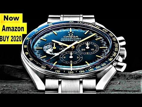 Top 7 Best Omega Watches For Men To Buy 2020|Omega Watches 2020!