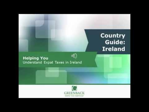 Expat Tax Guide for Americans in Ireland