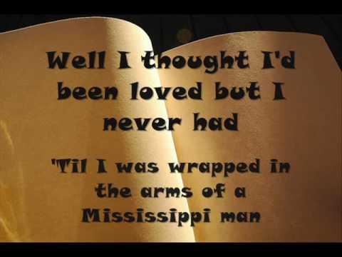 Louisiana Woman, MIssissippi Man