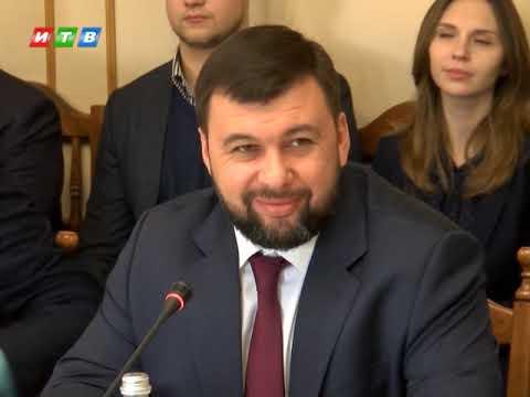 ТРК ИТВ: Крым подписал межпарламентское соглашение с ДНР и ЛНР