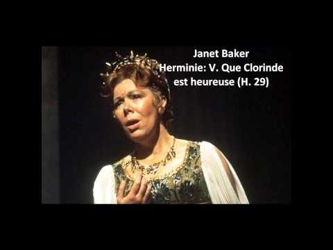 "Janet Baker: The complete ""Herminie H. 29"" (Berlioz)"