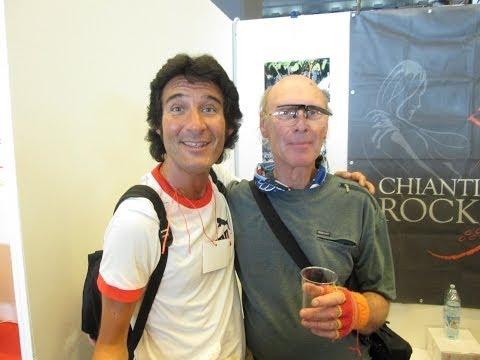 FIM di GE - Prog Festival: Richard Sinclair intervistato da Gianmaria Zanier