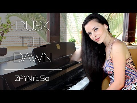 ZAYN - Dusk Till Dawn ft. Sia | Piano Cover + Sheet Music
