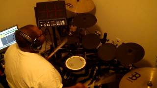 Pastor William H. Murphy III - You Are My Strength (Drum Cover) Hillsong