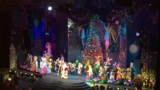 Ёлка Маша и Медведь и Три Богатыря 2016-2017 часть 5