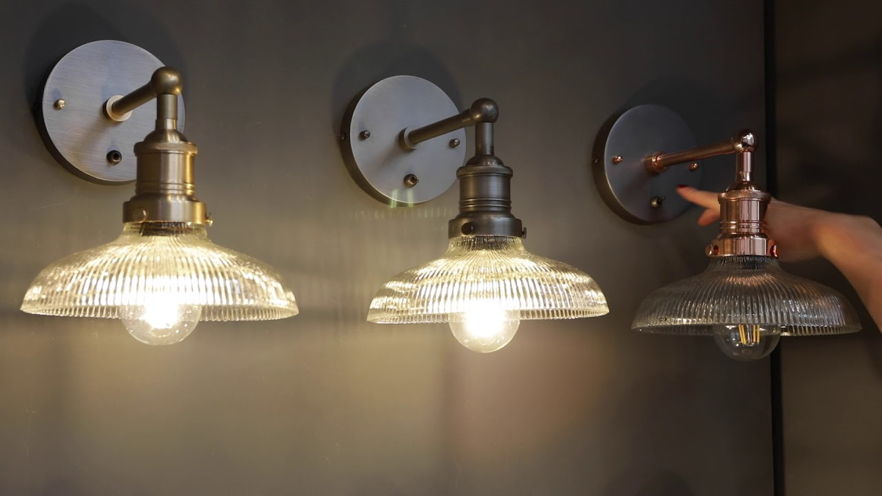 Lighting Vintage Retro Lights Homes