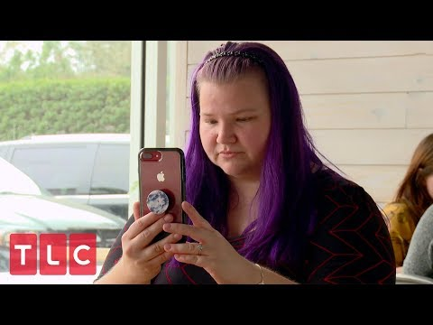 Nicole's Surprise Call To Azan | 90 Day Fiancé: Happily Ever After?