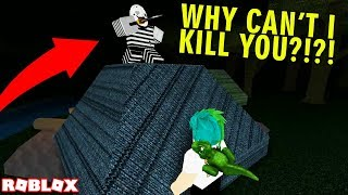 WHAT HAPPENS WHEN YOU TRICK THE KILLER INTO DOING NOTHING ( Roblox Camping 2 )