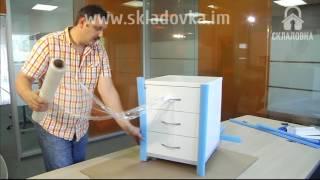 видео Защитные уголки из картона