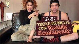 Tag: Trote Musical com Yasmin Gomlenvsky