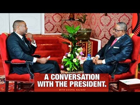 ZODIAK CONVERSATION WITH THE HEAD OF STATE