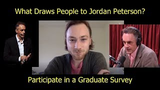 What Draws People to Jordan Peterson? Graduate Study