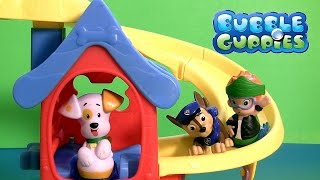 Paw Patrol & Bubble Guppies Puppy Playhouse Nickelodeon Patrulla de Cachorros by DCToysCollector