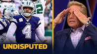Skip Bayless reacts to the Cowboys Week 6 loss to the Jets | NFL | UNDISPUTED