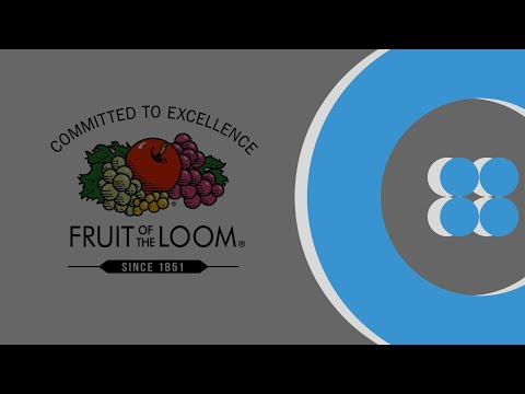 Fruit of the Loom brand video