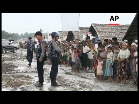 News conference by UN Human Rights Special Rapporteur on Myanmar trip