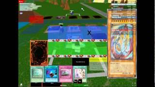 Roblox: Yu-Gi-Oh GX World Summoning The Rainbow Dragon Part 3/3