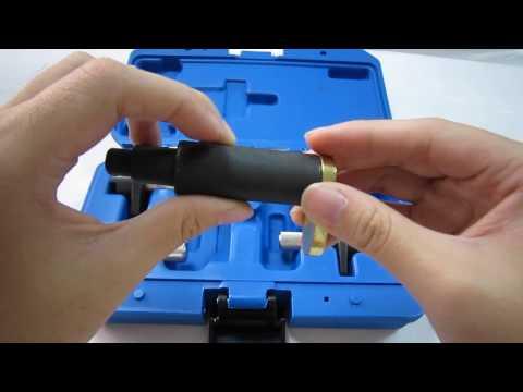 Petrol Engine Setting Locking Tool Kit - VAG 1.2 3 Cyl. (6V/12V)