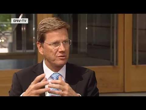 Journal Interview   Guido Westerwelle,FDP-Parteivorsitzender und Spitzenkandidat