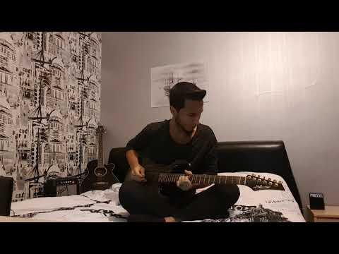 Cahit Berkay Film müzikleri Electro Guitar Cover Dila Hanım - Devlerin Aşkı