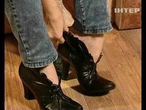 Как Растянуть Тесную Обувь? - Ранок - Інтер