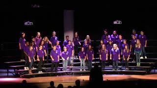 Highland Middle School Chorus - A Winter Evening