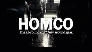HOMCO【株式会社 寳角ギヤー】1分間PR動画