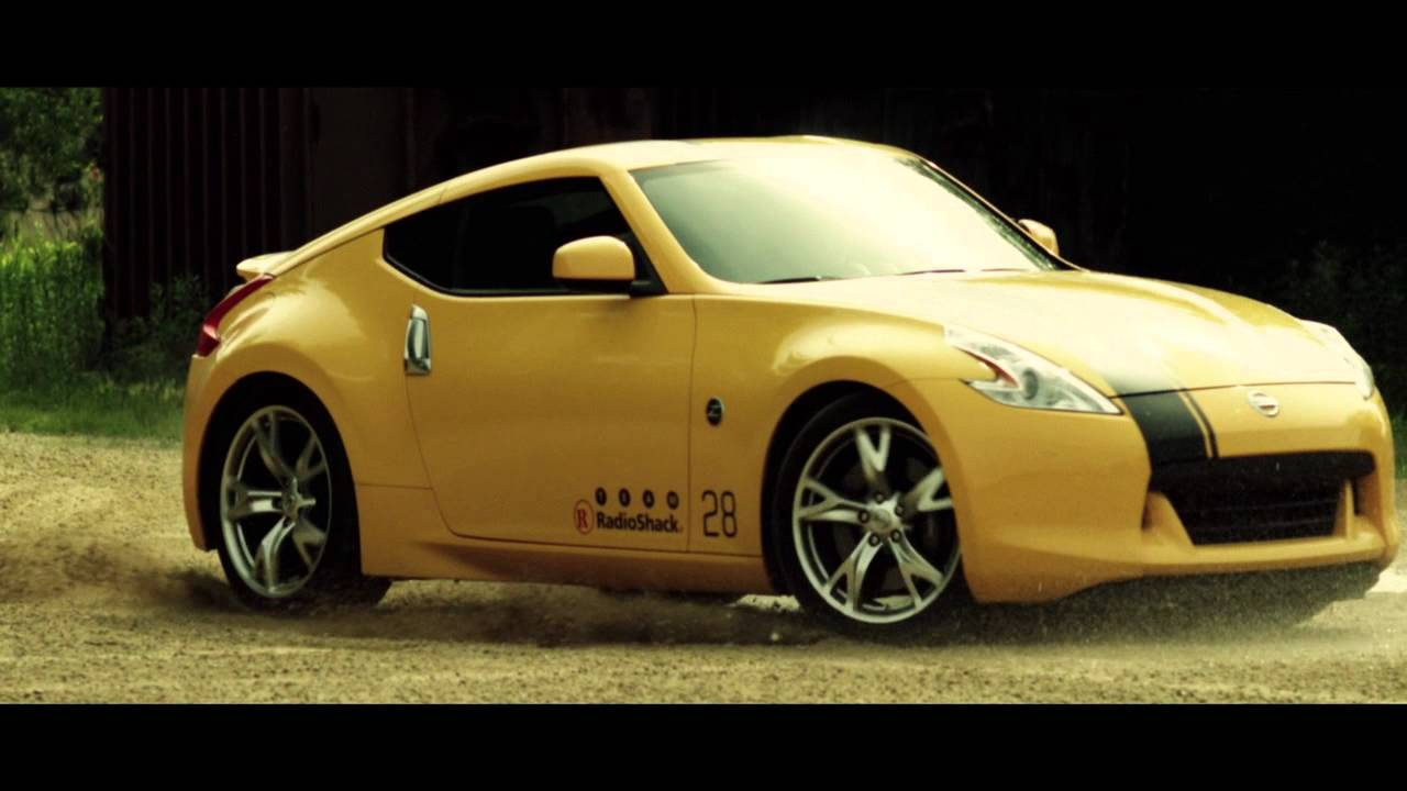 Bjorn Selander and the Nissan 370z