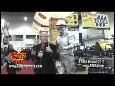FESPA Mexico City 2010 Show Review by Scott Fresener