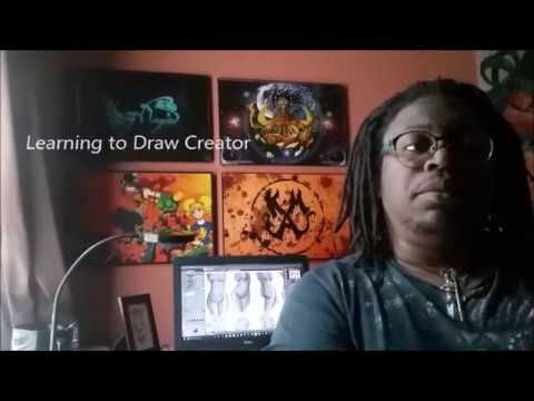 Learning to Draw Ep 6 - Designing Patterns
