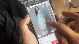 Myntra पर कपड़े  कैसे खरीदें   Step by Step    How to buy clothes on myntra   Myntra screenshot 3