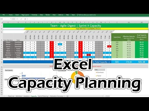 excel-capacity-planner
