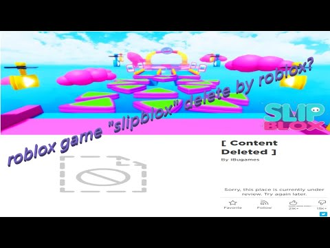 ROBLOX Fall Guys Clone Deleted?