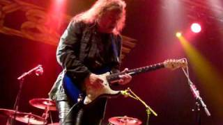 Y T The Blues By Dave Meniketti Live In Assen 2009