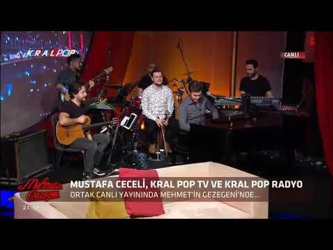 Mustafa Ceceli - Kadınım (Levent yüksel) Kral Pop Mehmet'in Gezegeni Canlı Performans 16 Kasım 2017