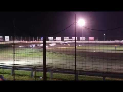 Super Late Model Feature - Farmer City Raceway 6/28/19