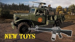Far Cry 5 Nam Weapons New Trucks And More