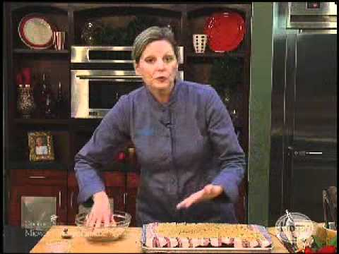 Kroger Creations with Chef Meg Galvin #25 (Blue Cheese Praline Bacon)