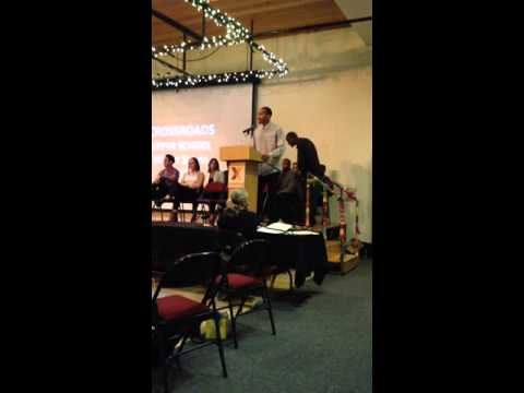 Crossroads Guard Benjamin Terry -Offensive Player of the Year - 2016!