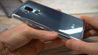 Spigen Liquid Crystal Case For LG G7 ThinQ Unboxing and Review