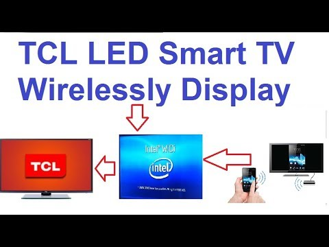 Mirror Screen Android and TCL Smart TV Wirelessly Display (urdu hindi)