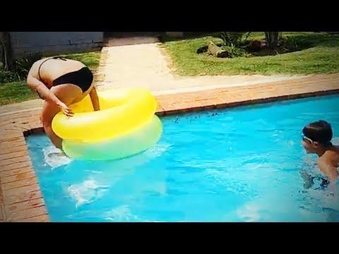 Pool Fails 😂 🏊 Funny Swimming Pool Fails [Epic Life]