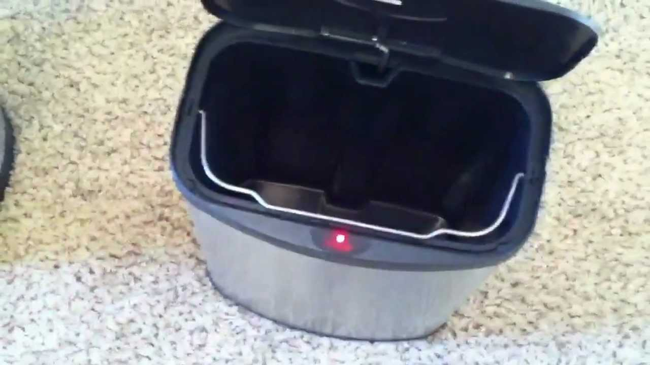 Battery Operated Garbage Can Atcsagacity Com