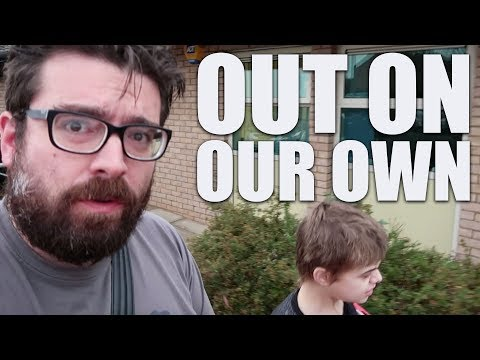 Our first day without Anna | Autism vlog