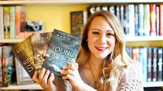Video THE YOUNG ELITES TRILOGY BY MARIE LU SPOILER FREE REVIEW download MP3, 3GP, MP4, WEBM, AVI, FLV Oktober 2017