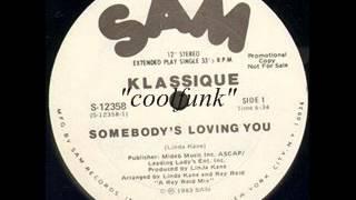 Klassique - Somebody