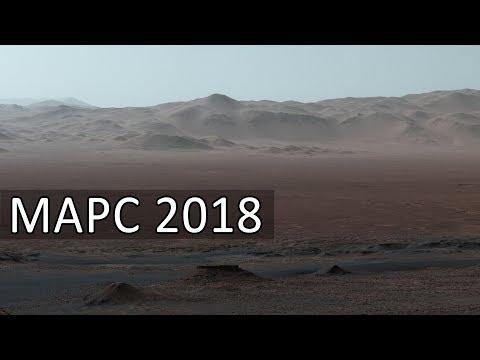 Марс 2018. Рассвет
